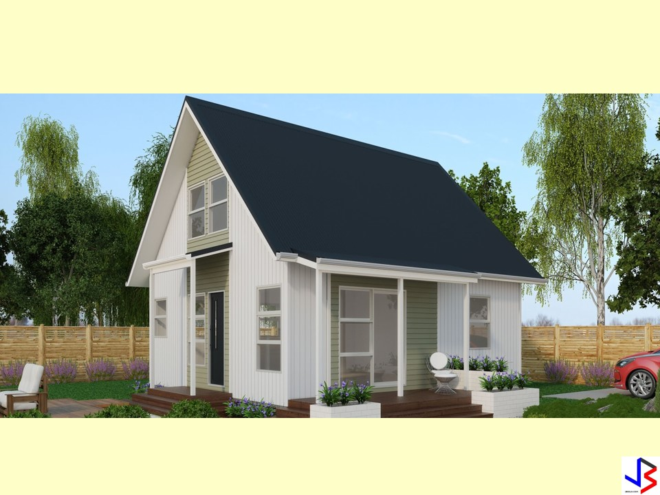 If you are looking for an inexpensive house to build in your place, this post is for you. The following house designs are simple, single-story houses that are inexpensive to build in your community. Ideal for smaller families these houses can be a sanctuary for every family. The floor plan is included to give you a better idea of its layout.   Houses below are also considered to be an affordable living home perfect for a couple who is just starting a family or for a family with kids. You can choose from one bedroom home up to five bedroom home depending on the need of each family. All houses are single-story with simple designs that you will love.