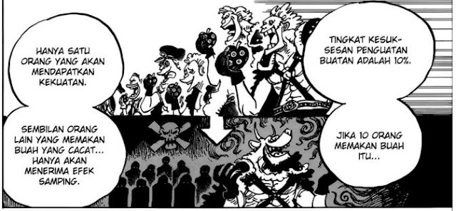 Pembahasan One Piece Chapter 943