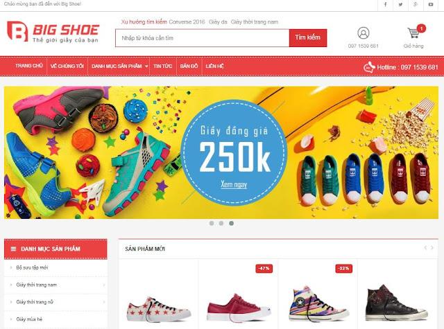 [Share] - Theme Shop giày