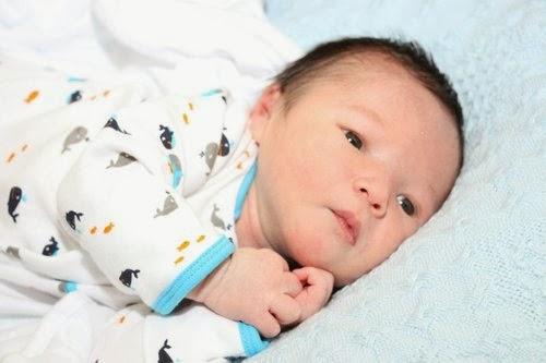 Galeri gambar bayi ganteng korea