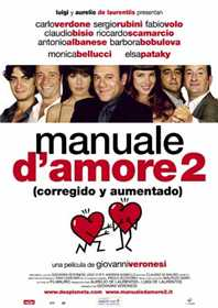Manuale d'amore 2 - Cartel