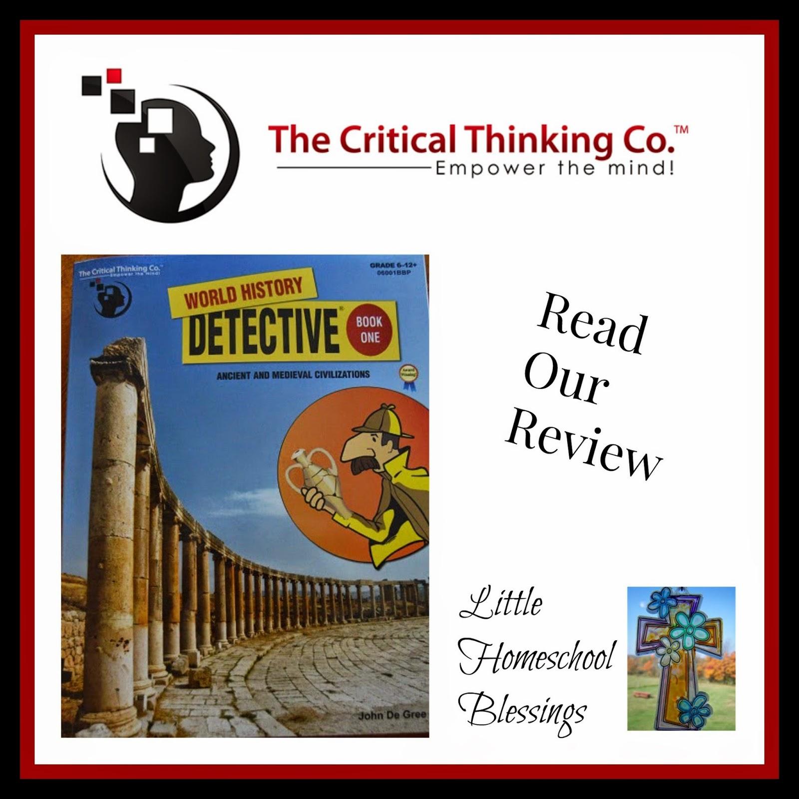 critical thinking book 1
