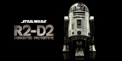 R2D2 sidewshow comiccon