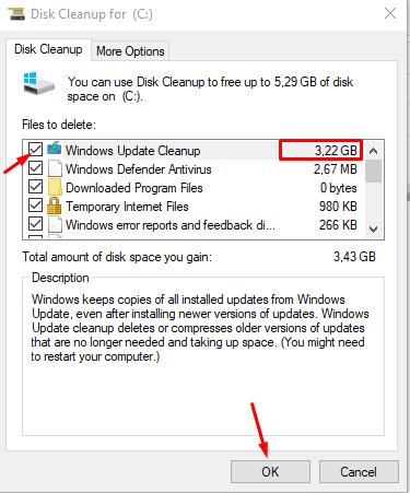 Cách dọn rác, tăng tốc độ máy tính Windows 10 đơn giản