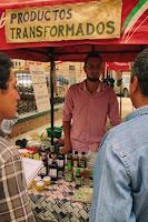 venta de productos de la red de permacultores del tequendama