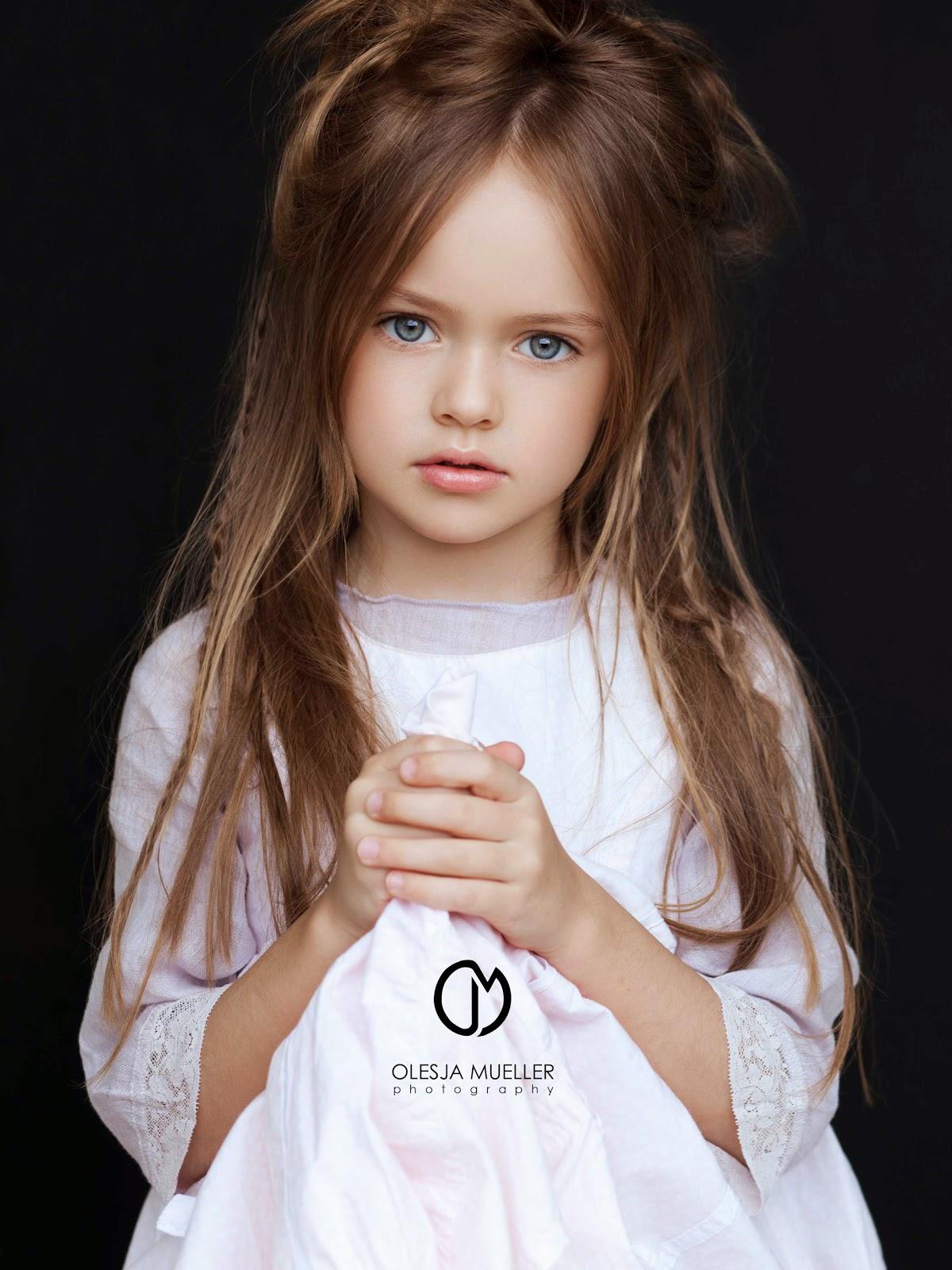 Kristina Pimenova: Mother Insists Child Supermodel Kristina Pimenova Is