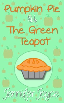 Pumpkin Pie at The Green Teapot