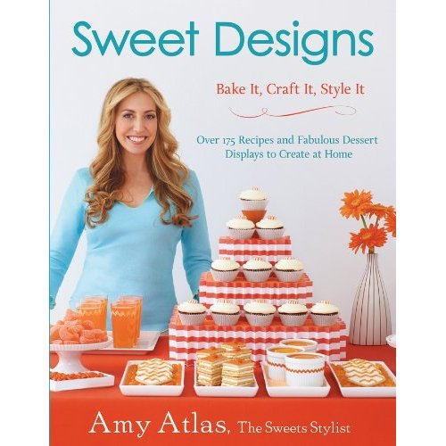 Sweet Designs Deserts Table Ideas by Amy Atlas - via BirdsParty.com