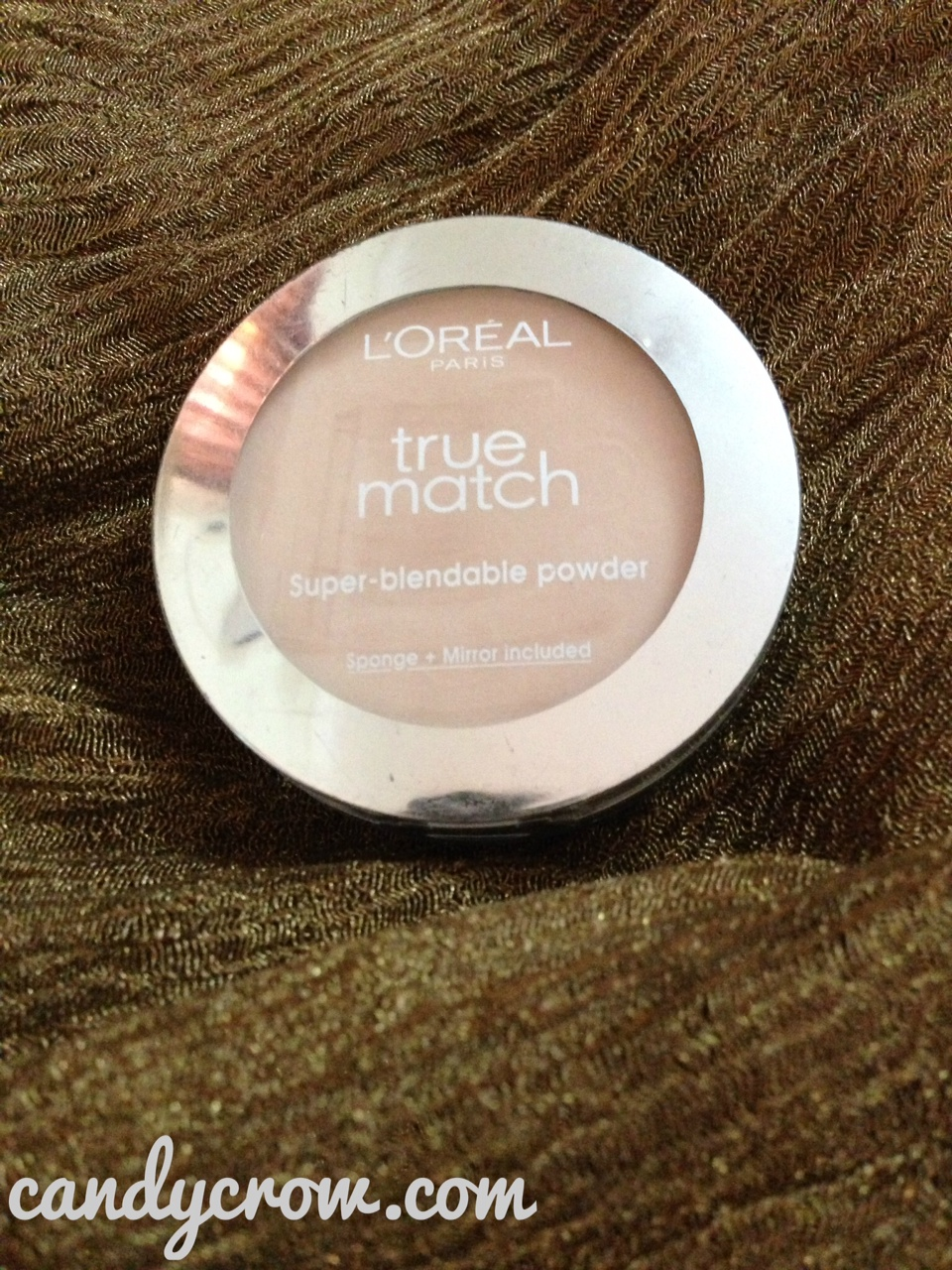 Loreal True Match  Powder Review