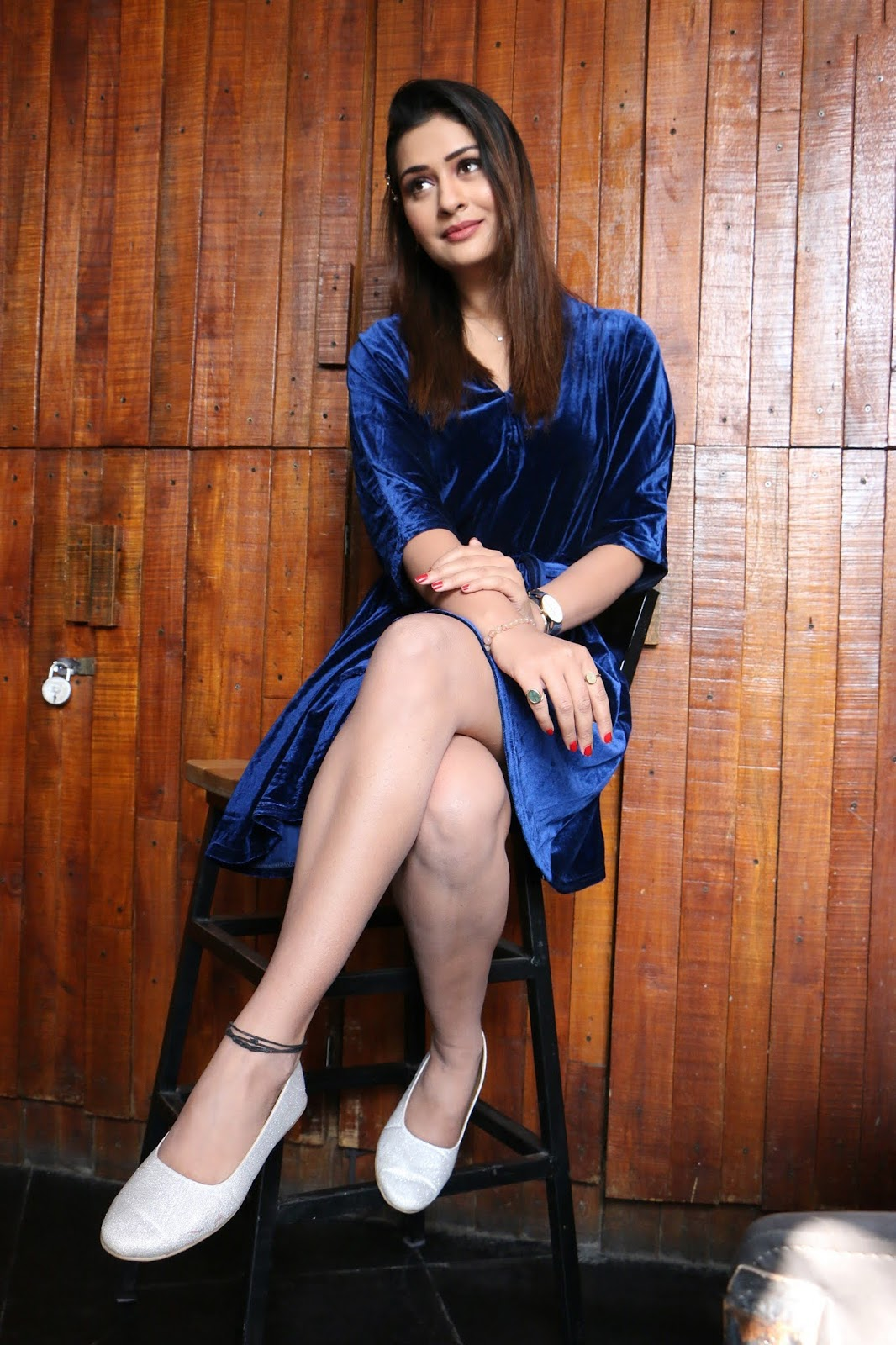 Payal Rajput at Disco Raja Movie Promotional Interview