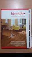 Harga lantai kayu sintetis merk Hachiko