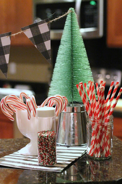 Holiday Warm Up Hot Cocoa Bar