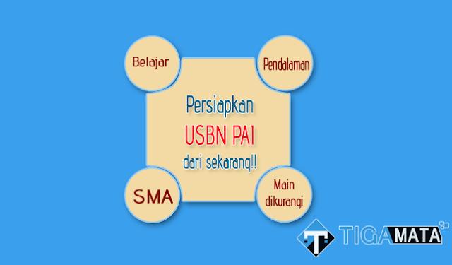Prediksi Soal Plus Jawaban USBN PAI SMA Tahun 2019