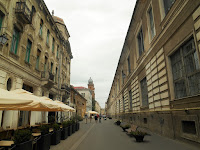 città vecchia timisoara