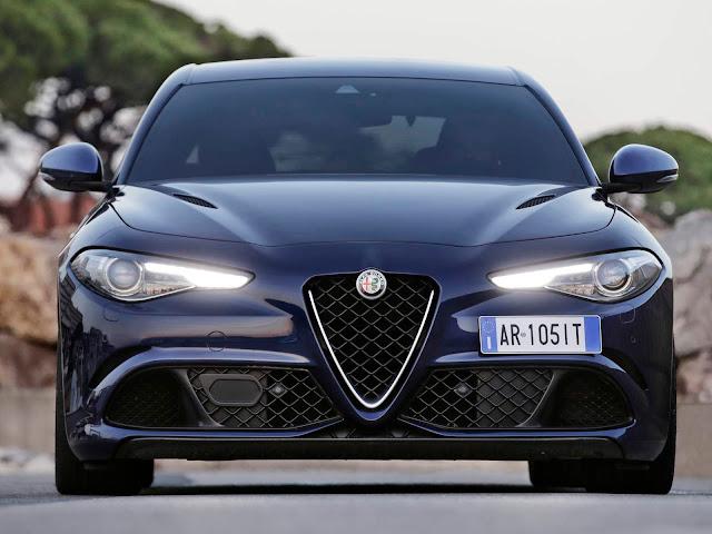 Alfa Romeo Giulia Quadrifoglio Automático