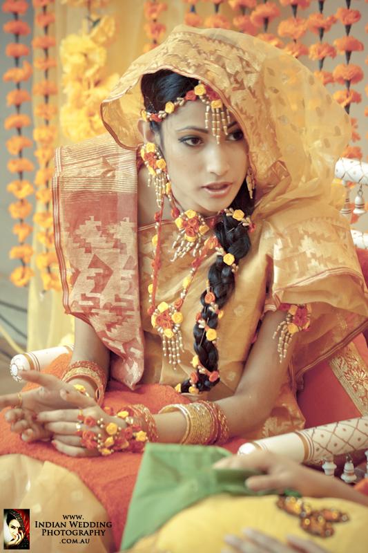 Gaye Holud Bangladeshi Wedding Ceremony Sydney