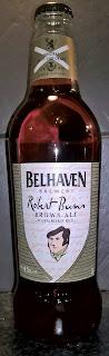 Robert Burns Brown Ale (Belhaven)