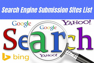 High PR Search Engine Submission Site List
