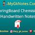 Chemistry Handwritten Notes PDF