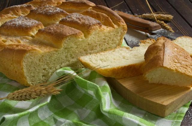 хлеб на домашней закваске