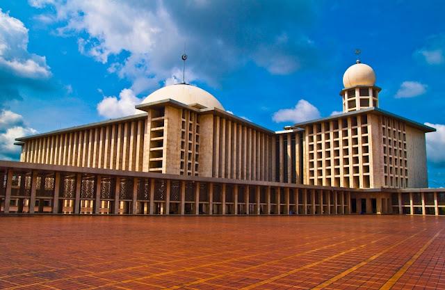 Mesjid Istiqlal, Jakarta