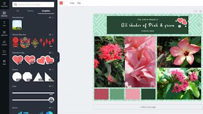 طريقة دمج الصور أون لاين مجانا - إضافة خلفيات و صور