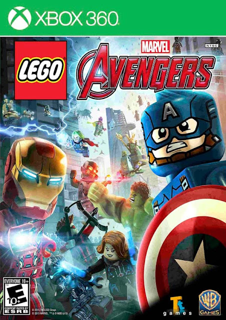 LEGO Marvel's Avengers Download Cover Free Game