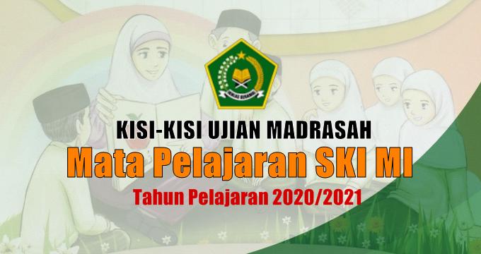 kisi-kisi um ski mi tahun pelajaran 2020-2021