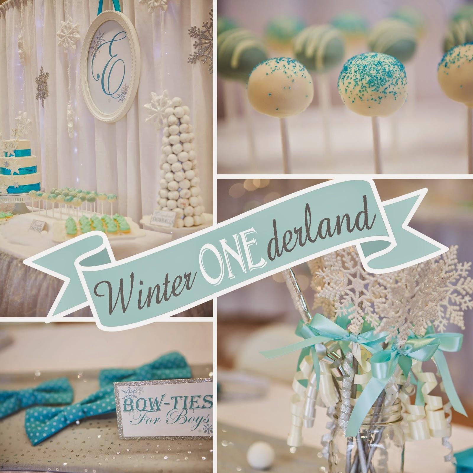 A Lovely Design: Winter ONE-derland