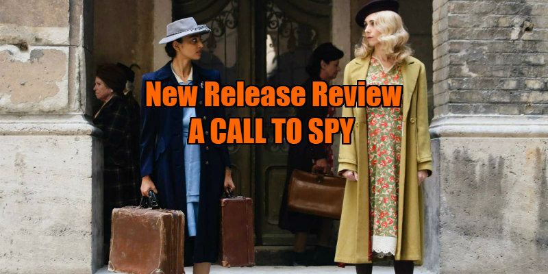 a call to spy review