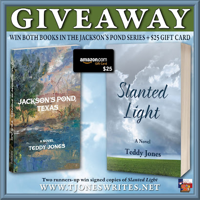 Slanted Light tour giveaway graphic. Prizes to be awarded precede this image in the post text.