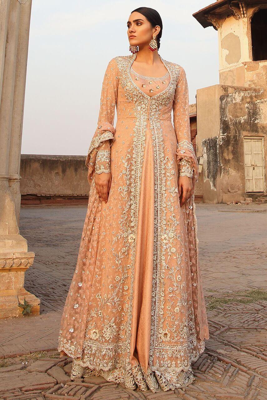 Barat Dress for Bride Sister