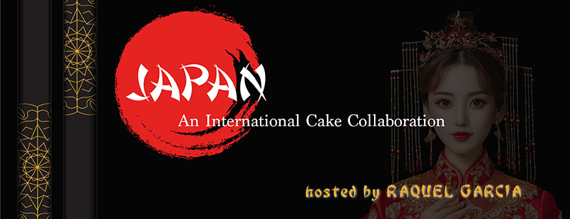 Japan, An International Cake Collaboration