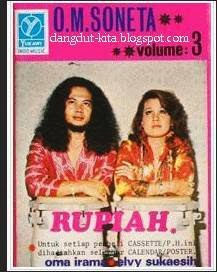 Download Mp3 Album Soneta Vol.3 Rhoma Irama Elvy Sukaesih