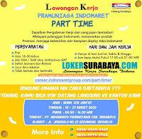Bursa Kerja di PT. Indomarco Prismatama Cabang Surabaya Maret 2020