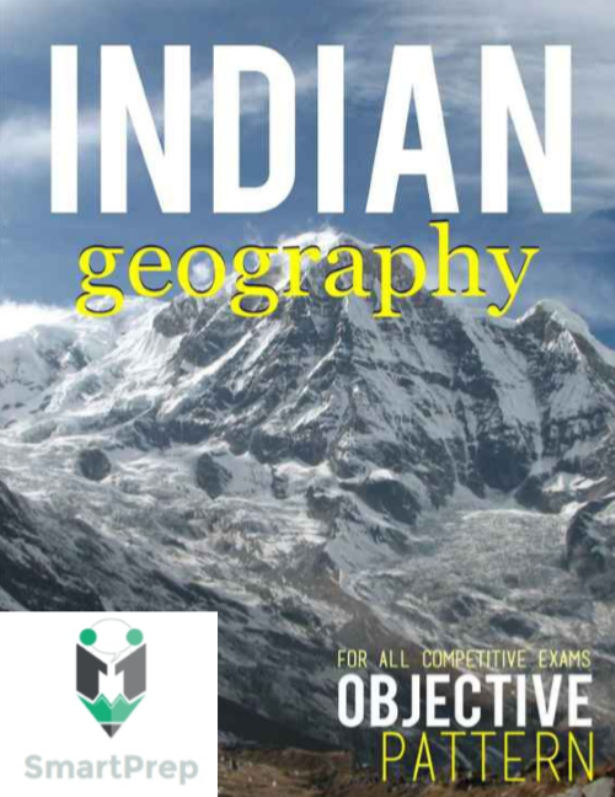 Indian Geography Objective Questions : For All Competitive Exam PDF Book