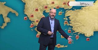 Σάκης Αρναούτογλου: Έρχεται νέο κύμα κακοκαιρίας - Πότε θα «χτυπήσει» την Ελλάδα