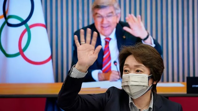 Olympic chief's Japan visit postponed over coronavirus as Games loom