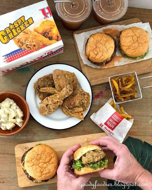 Harley's Burger Ramadan 2020 promo