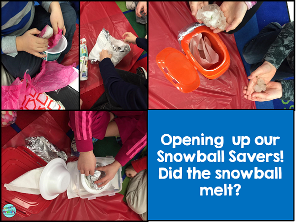 STEM, winter STEM, inquiry based learning