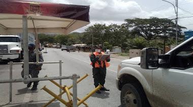 Organismos de seguridad refuerzan puntos de control contra la Covid-19 en Mérida