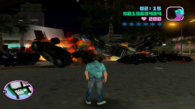 Download GTA Vice City PC Games Gameplay