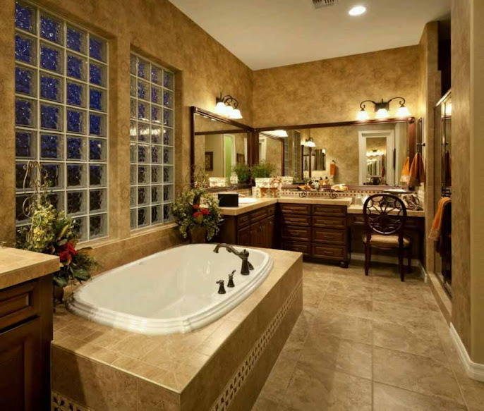 #5 Bathroom Wall Tile Ideas