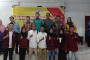 Anggriani Makasiahe Resmi Pimpinan HMPS IAP, Ini Visi Misi Dan Harapanya