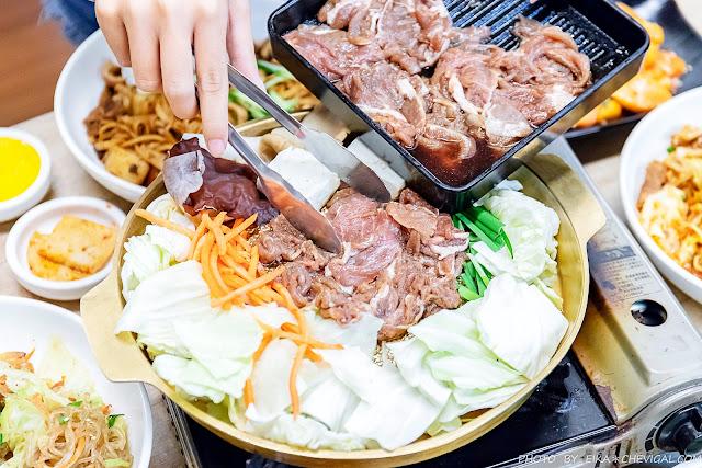 MG 1640 - 熱血採訪│台中老字號韓式料理,多達近80種韓式料理任你挑,還有50種小菜讓你吃到飽!