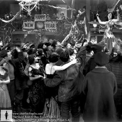 """""""Золотая лихорадка"""" (1925)"""