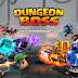 Arma tu estrategia y enfrenta una feroz lucha en Dungeon Boss