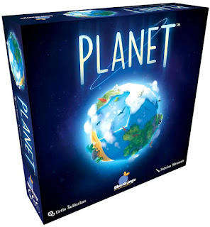How to play Planet the board game