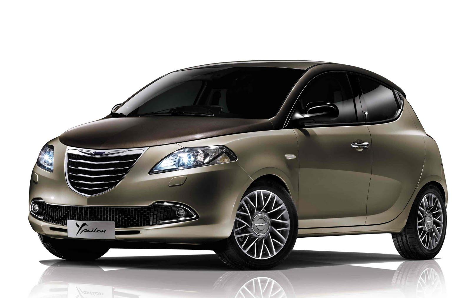 Irish car travel magazine chrysler introduce all new ypsilon - Lancia y diva 2011 ...