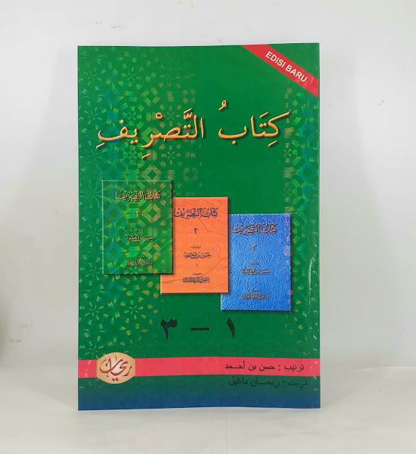Kitabut Tashrif HVS Ribhan Bangil